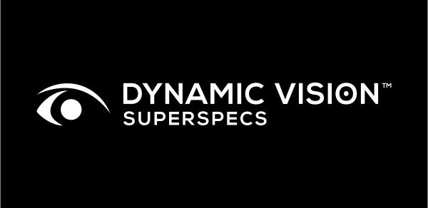 Dynamic Vision Super Specs logo